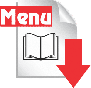 menu download icon